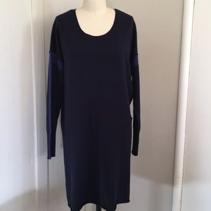 Athleta merino extra fine wool dress